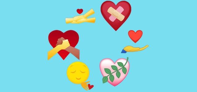 Forgiveness emojis