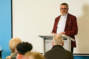 Rev Glenn Loughrey