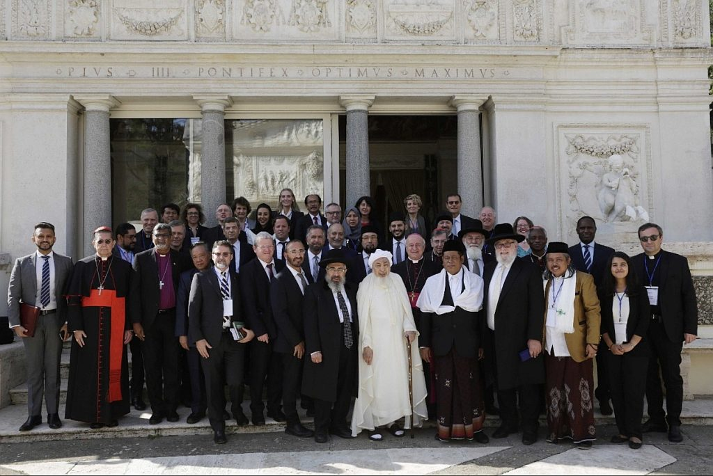 Gathering on the Anniversary of Nostra Aetate