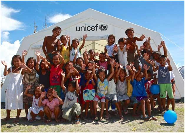 UNICEF Aid