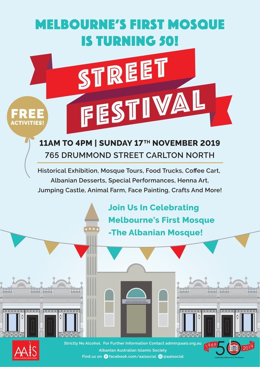 Albanian Australian Islamic Society Festival