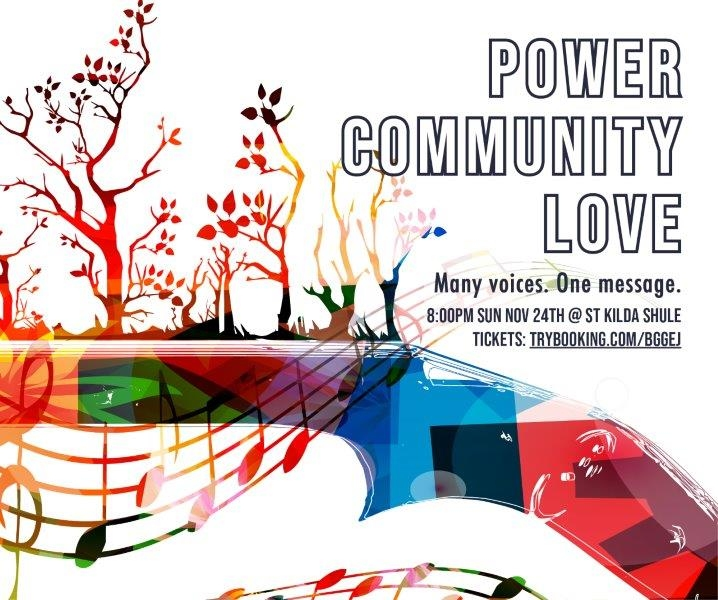 Sing as One - Many voices, one message