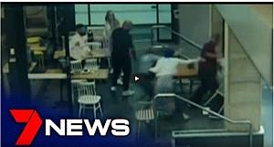 Islamophobia attack in Parramatta cafe