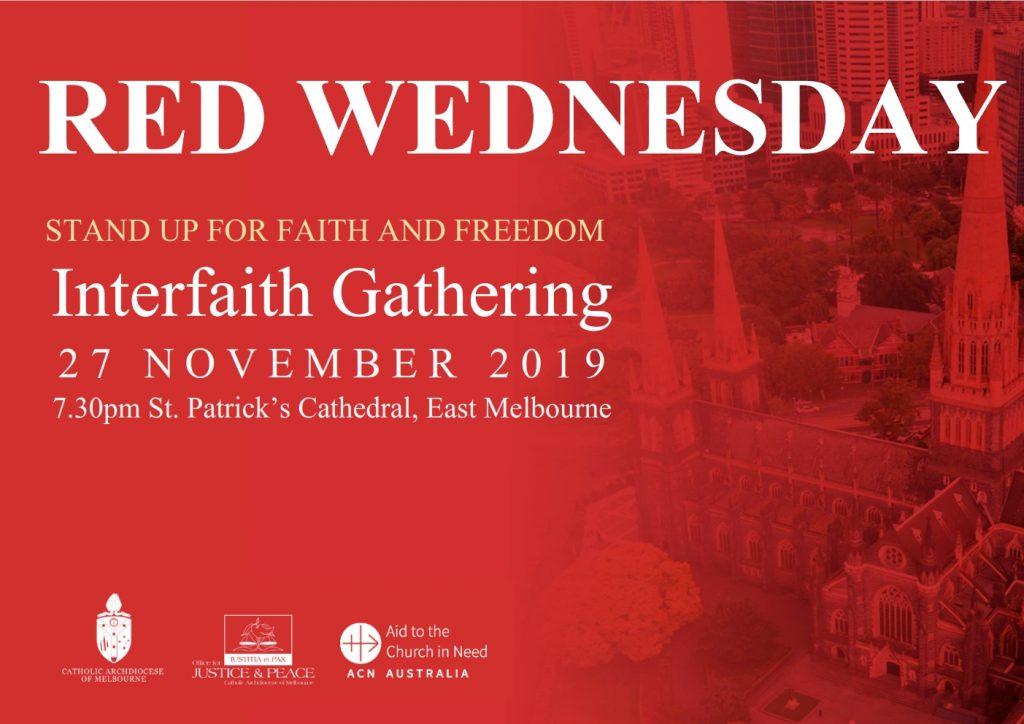 Red Wednesday Interfaith