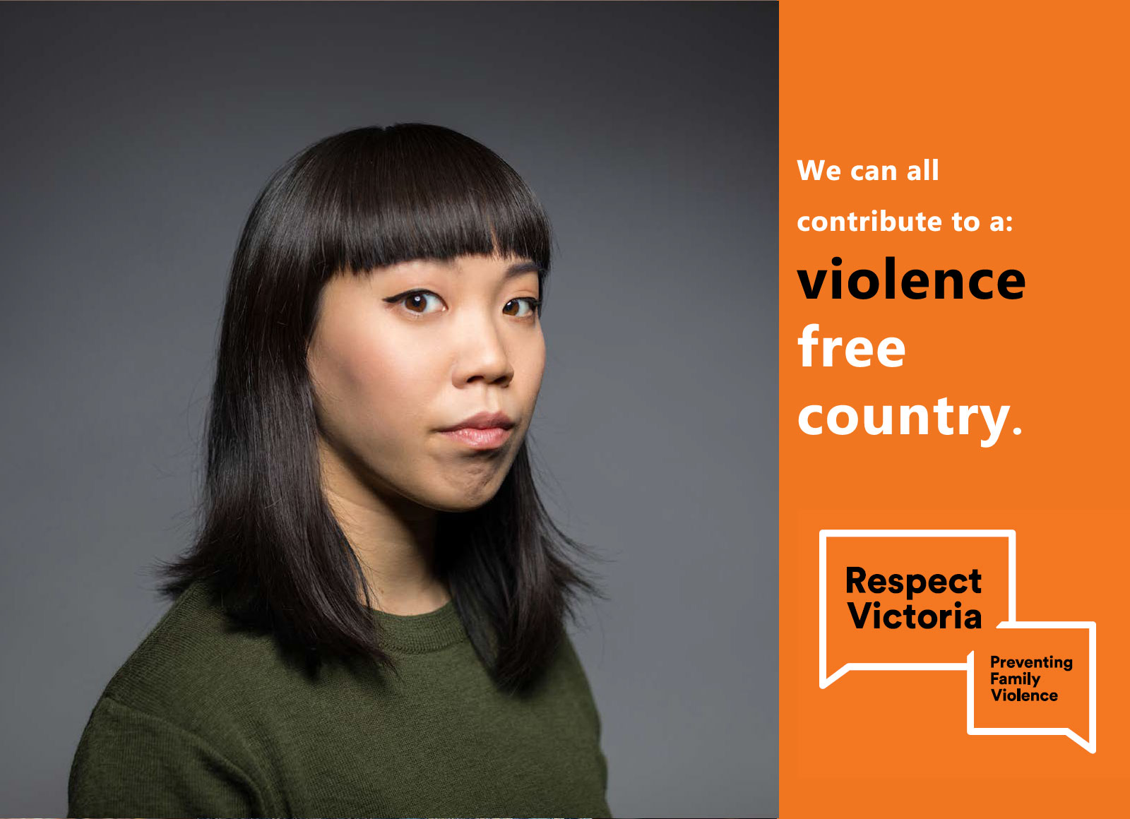 Respect Victoria campaign against gender based violence