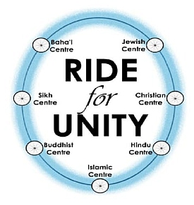 Ride for Unity Logo