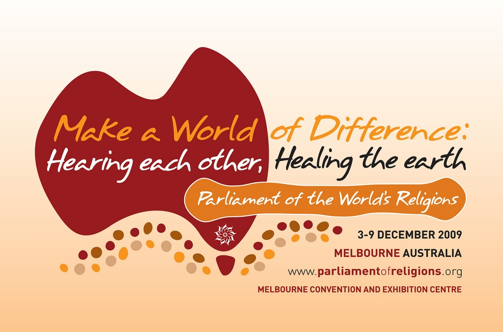 Logo - 2009 Melbourne Parliament of the World's Religions