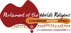 Melbourne Parliament of Religions Logo