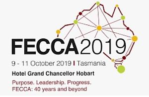 FECCA 2019 Conference Logo