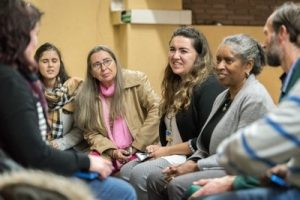 Interfaith Dialogue in Madrid Spain - COP25 - for Climate Change