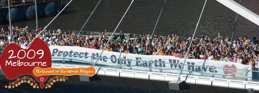 Protect the Only Earth We Have - last event of the Melbourne Parliament of Religions, 2009
