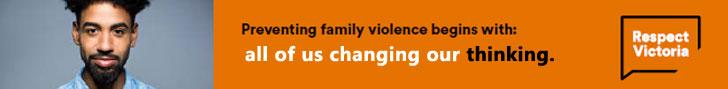 Respect Victoria, Respect Victoria campaign against gender based violence