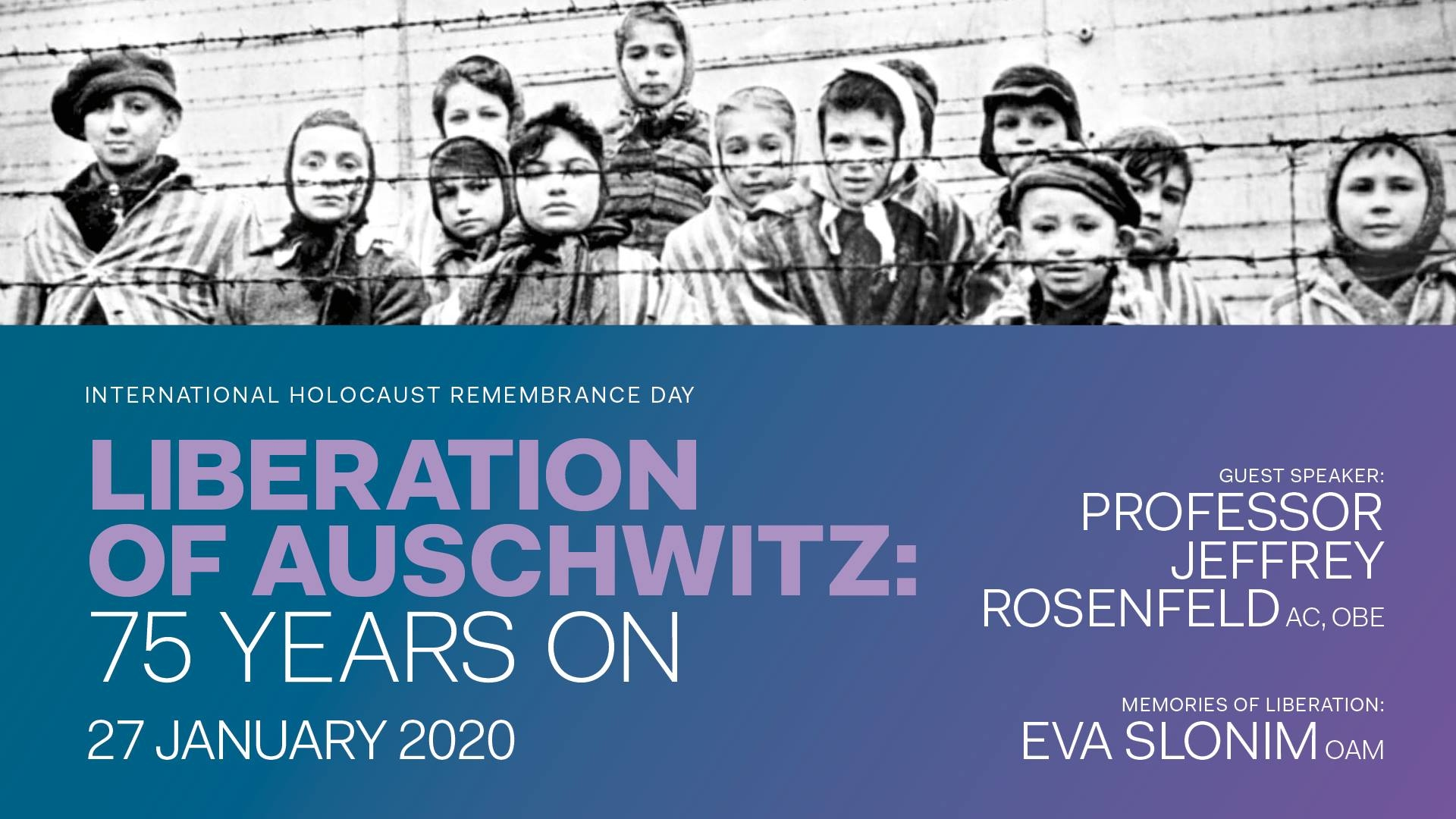 Auschwitz liberation day