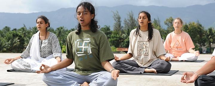 hindu chanting