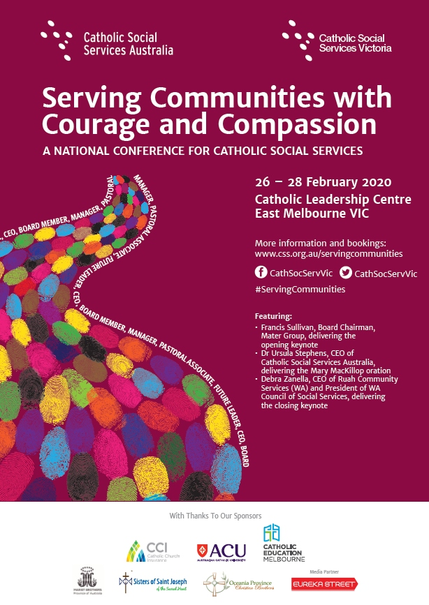 Catholic Social Services Conference 2020
