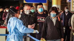 Scanning for Coronavirus