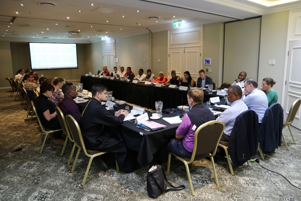 WCC Commission of Churches on International Affairs in Brisbane