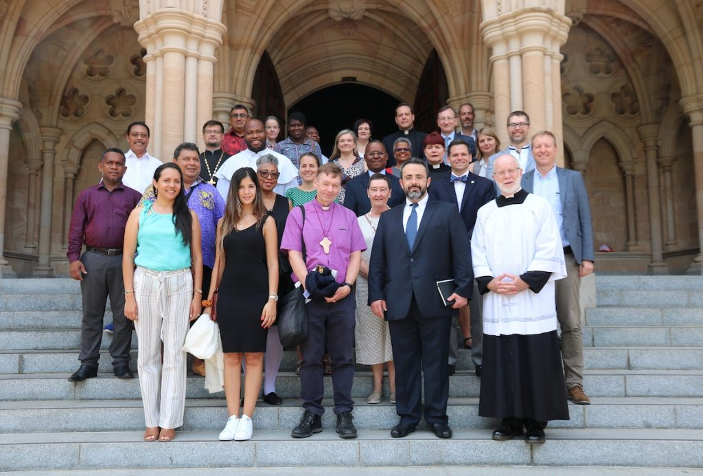WCC Commission of Churches on International Affairs in Brisbane