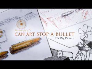 Can Art Stop a Bullet
