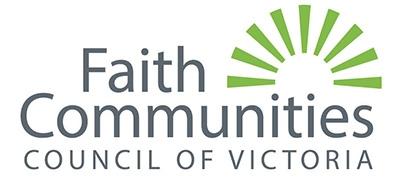 Faith Communities Council of Victoria logo