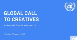 United Nations - Call to Creatives