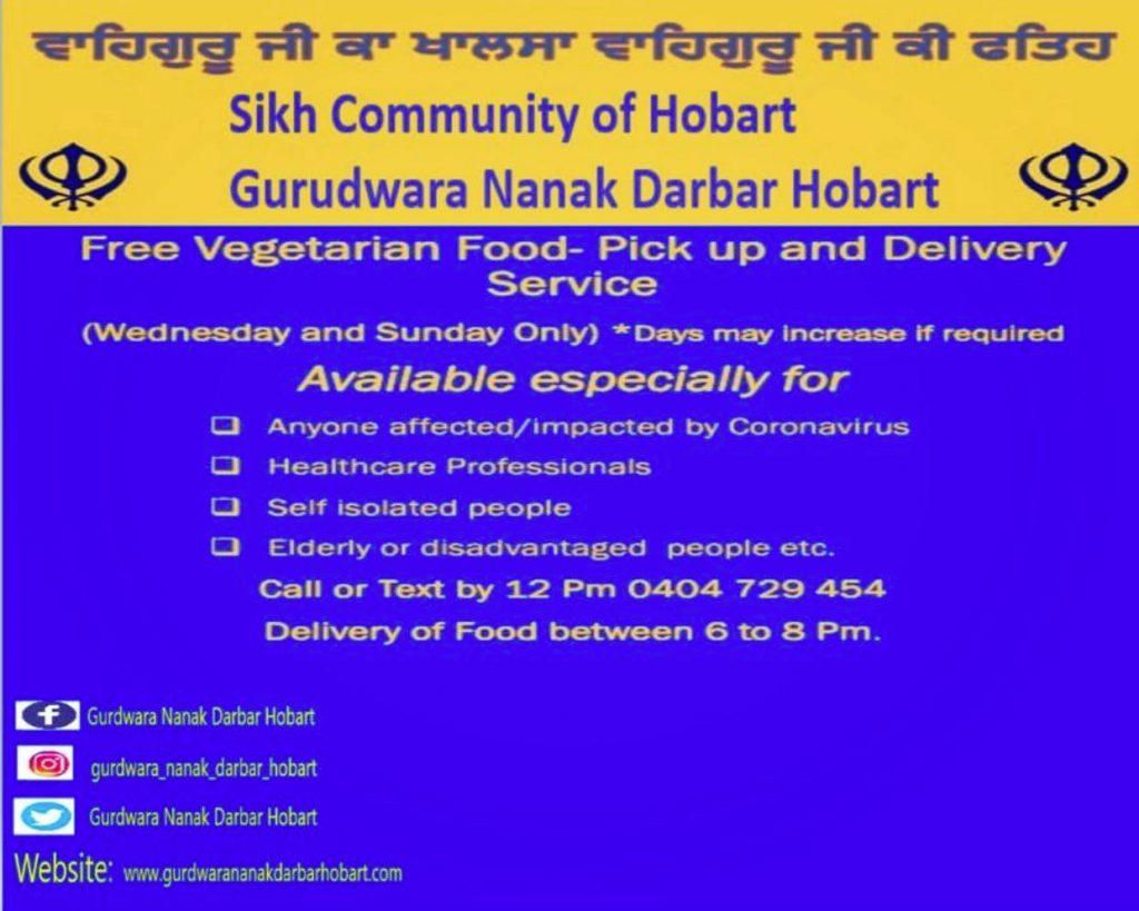 Gurudwara Nanak Darbar Hobart