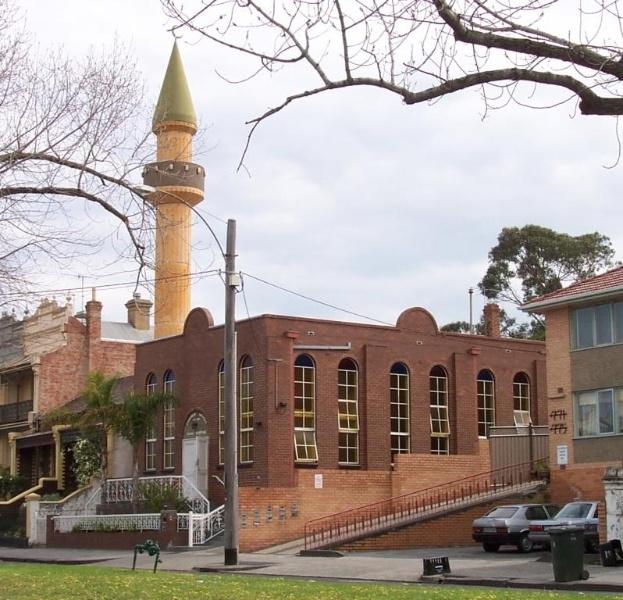 Carlton Albanian Mosque