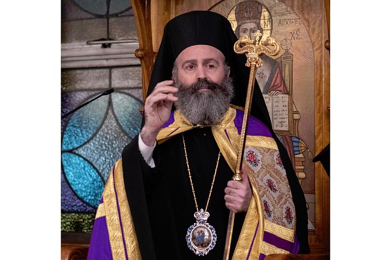 Makarios - Greek Orthodox Archbishop of Australia