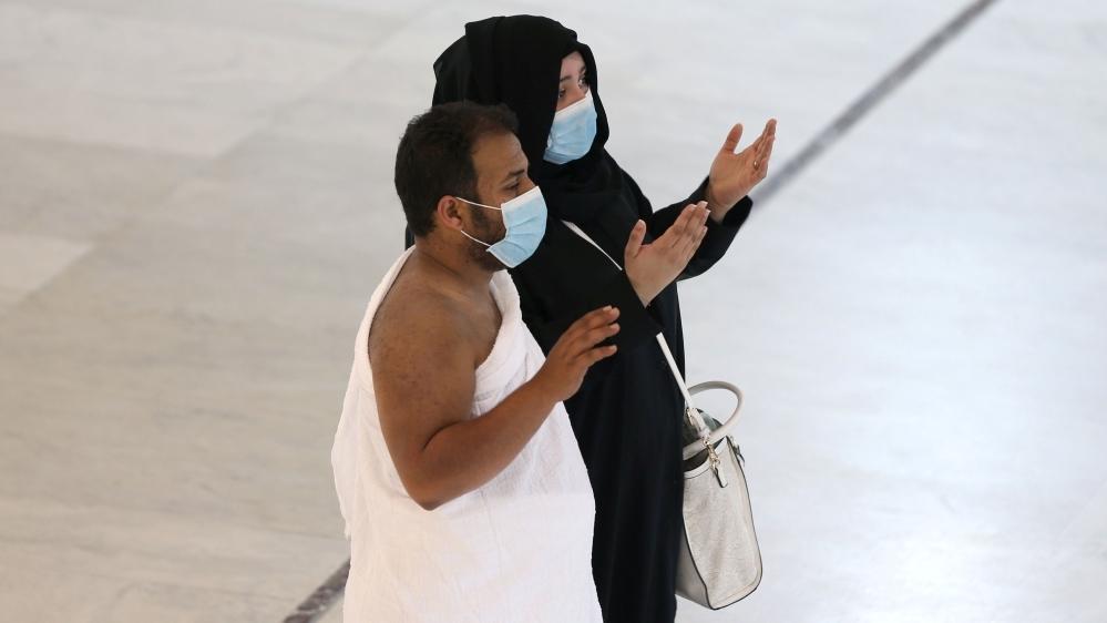 wearing protective masks