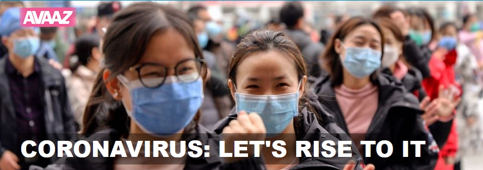 rise to Coronavirus