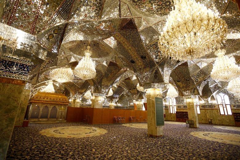 The holy shrine of Hani Bin A'rwa