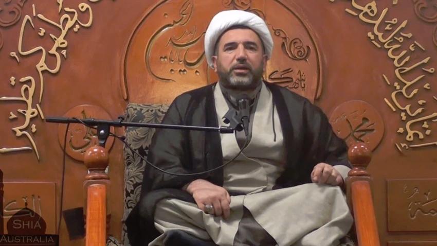 Shiekh Habib Al-Shaher