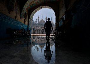 Rawalpindi Mosque, Pakistan