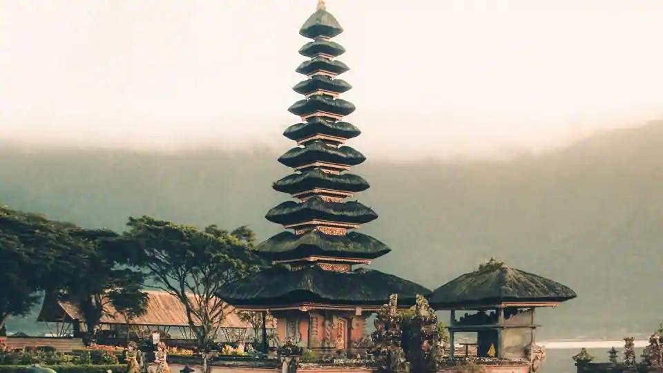 Hindu Temple - Bali