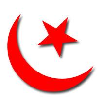 Islamic Crescent symbol