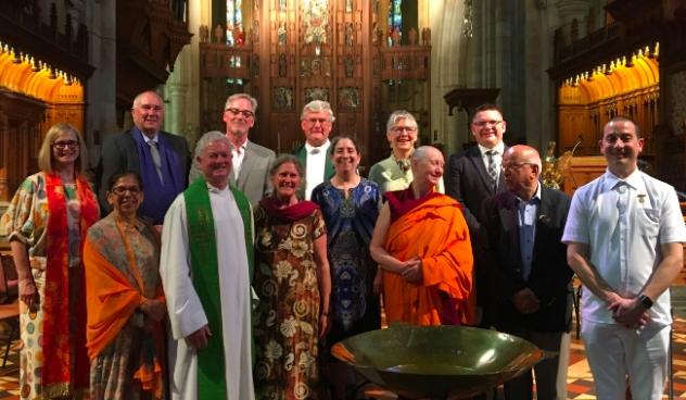 Multifaith Prayer in South Australia