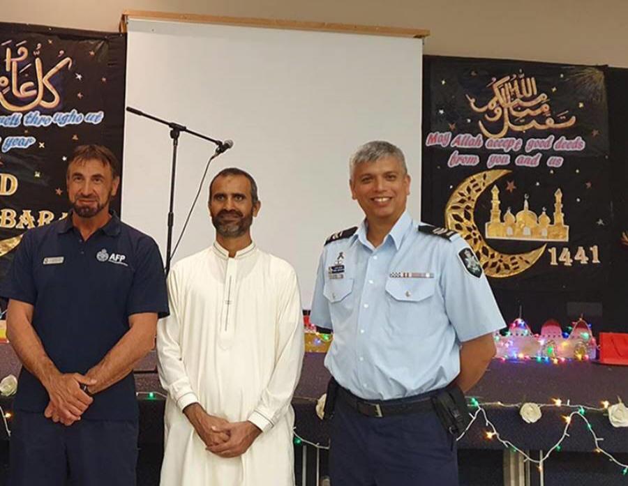 Eid Celebration Darwin