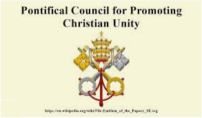 Pontifical Council for Promoting Christian Unity logo