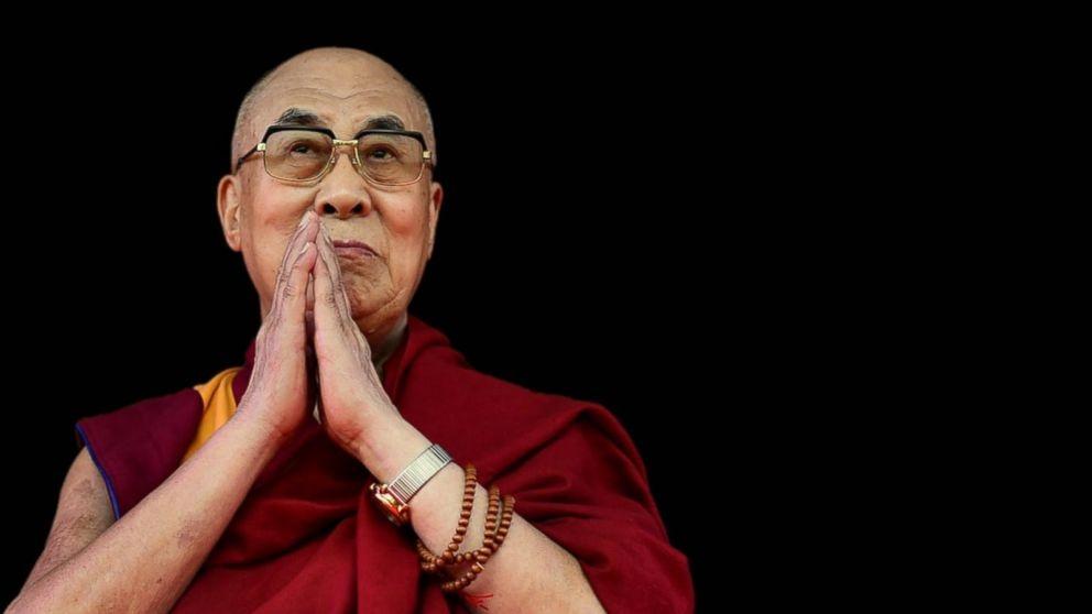 Tenzin Gyatso - the 14th Dalai Lama