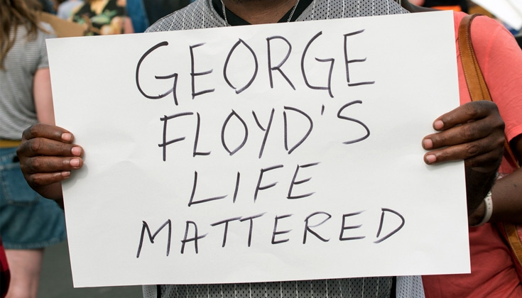 George Floyd's Life Mattered