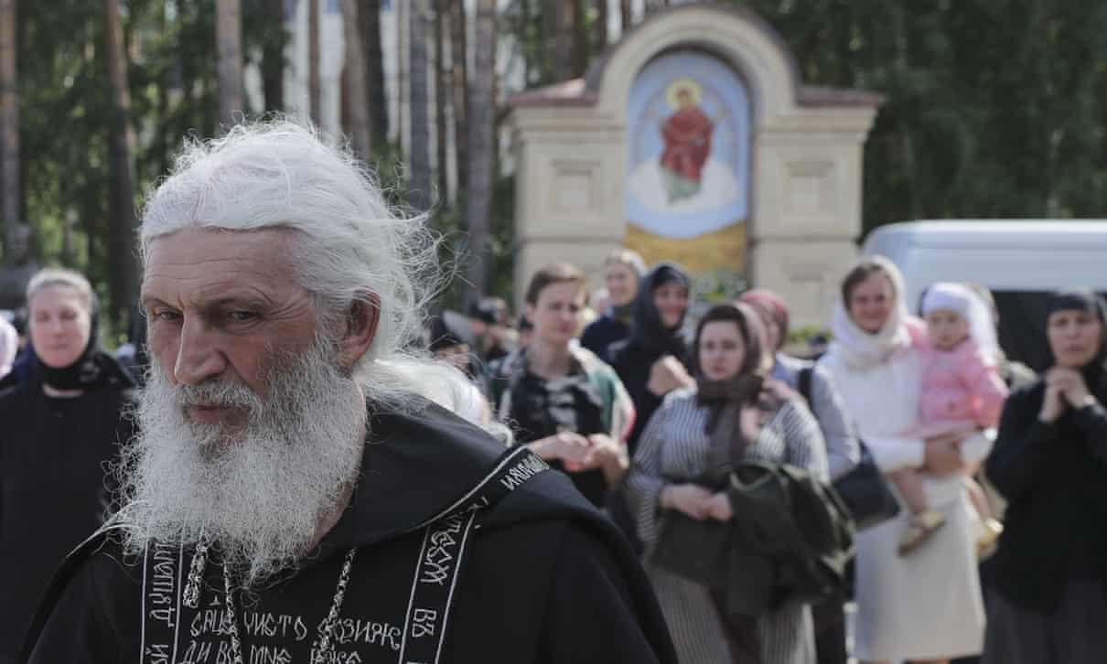 Father Sergei Romanov