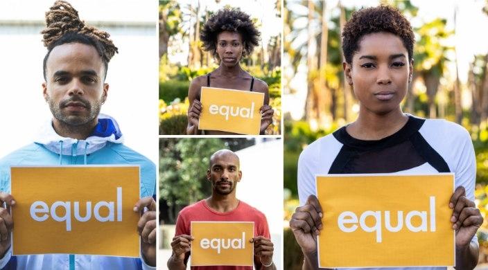 Black Jews are equal