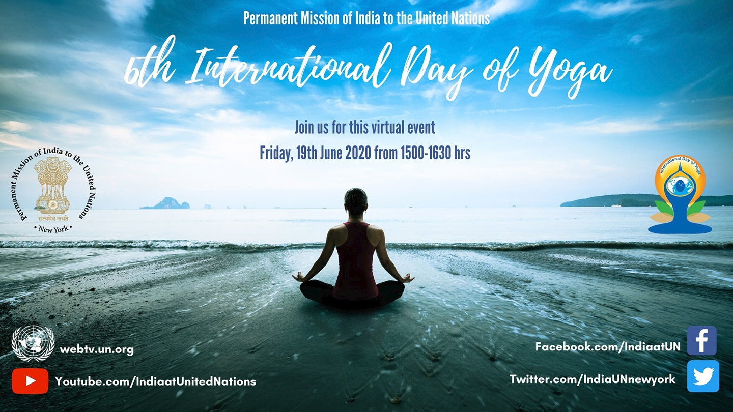 Mission of India to the United Nations - International Day of Yoga
