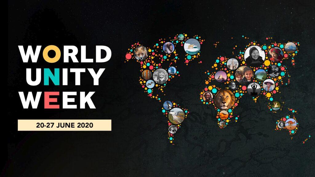 World Unity Week logo