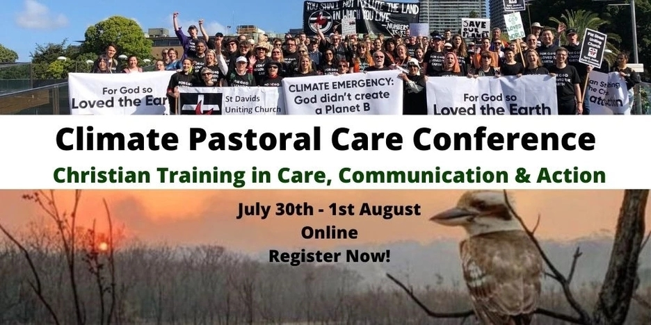 Climate Pastoral Care Conference - 2020