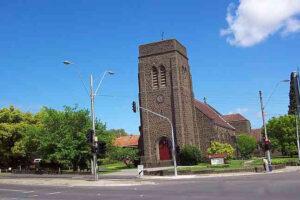 St Andrew's Uniting Church, Gardiner, Melbourne
