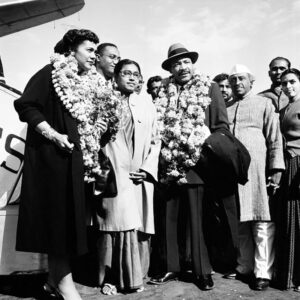 Martin Luther King in India
