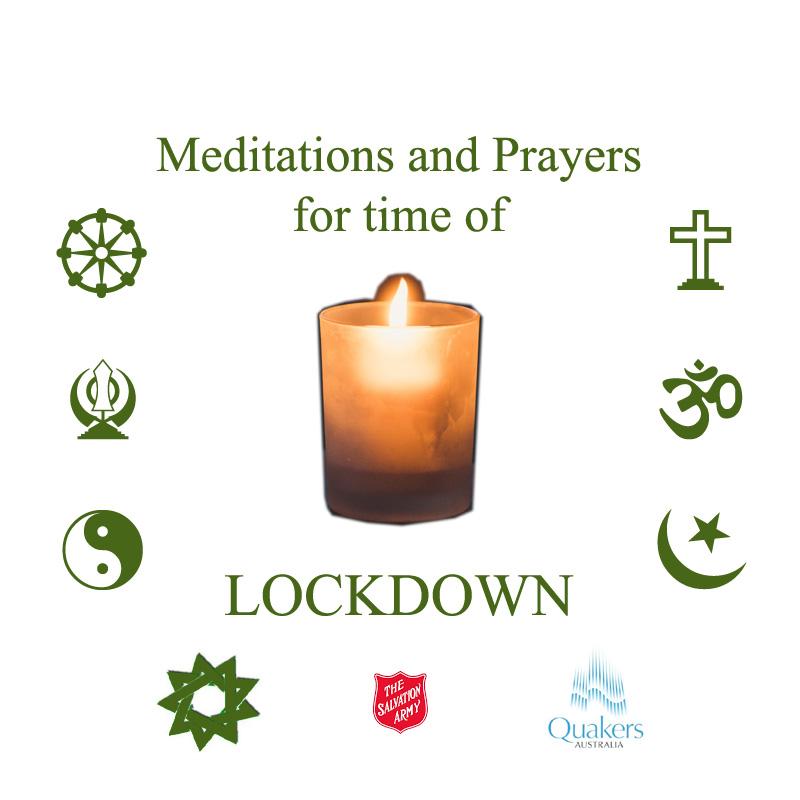 Interfaith Prayers for Lockdown