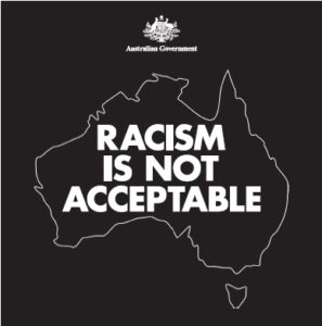 Covid-19 Racism is not acceptable