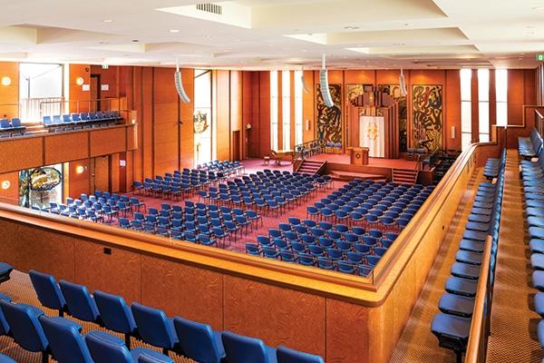 Temple Beth Israel, East St Kilda